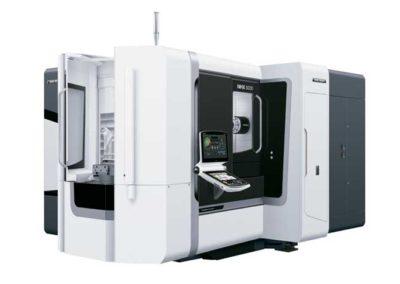 Horizontal CNC machining station model DMG MORI NHX5000