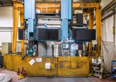 Torno vertical CNC NILES DV-4000